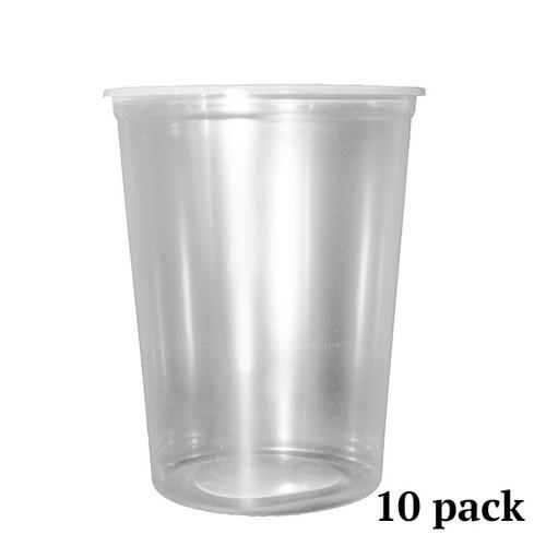10 - 32 Ounce Cups