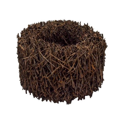 """6"""" Tree Fern Fiber Pot"""