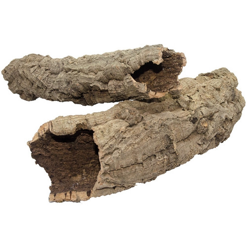 Bulk Small Virgin Cork Bark Tubes - 1lb