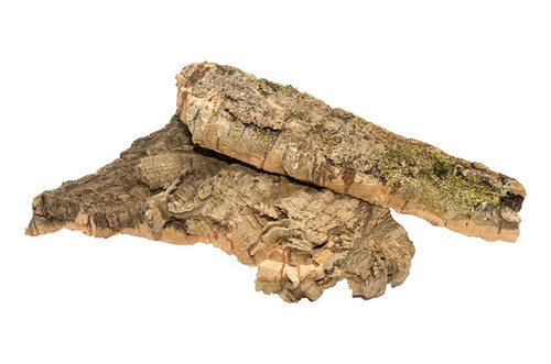 Bulk Virgin Cork Flats - 1lb