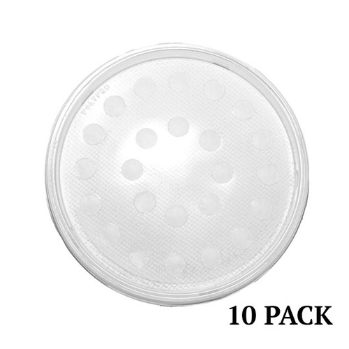 10 Fabric Vented Lids