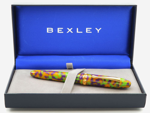 Bexley Celebration Rollerball Pen - 2005 Edition, Mardi Gras (Near Mint)