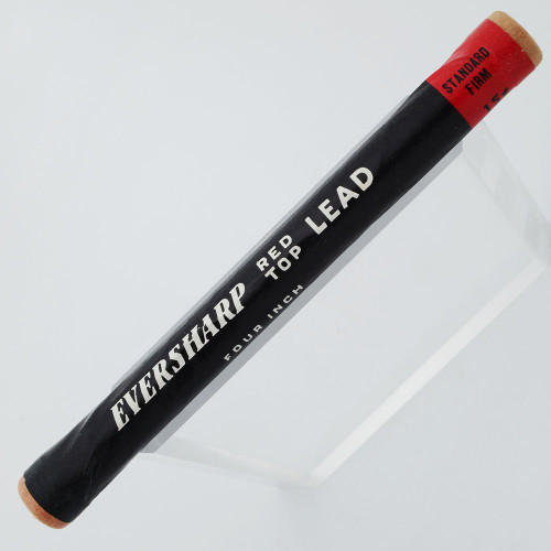 Eversharp Red Top 4-Inch Leads - 1.1mm, Vintage, Sealed, Tubes of 10 (New Old Stock)