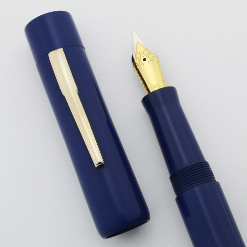 PSP Ranga Davenport Premium Ebonite Fountain Pen - JoWo Nibs, Cartridge/Converter/Eyedropper (PSP Exclusive)