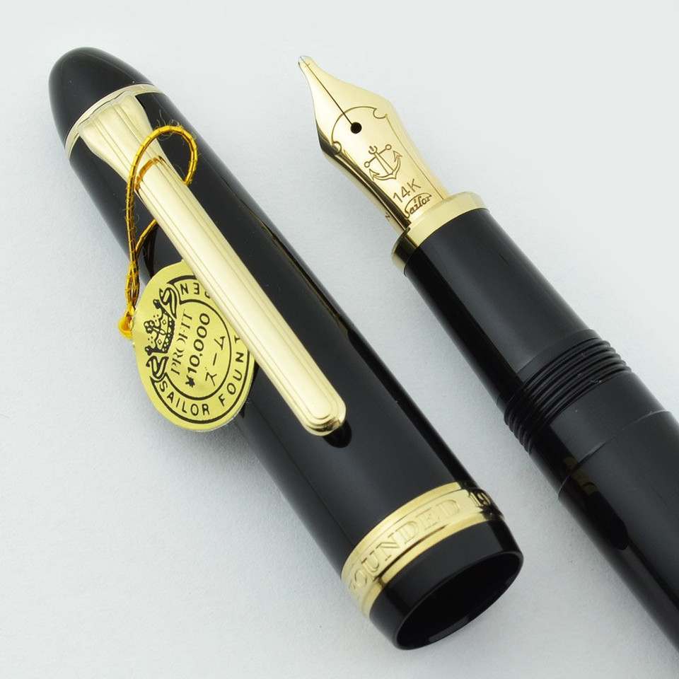 Sailor 1911 Pro-Gear SHIKIORI 14K Gold EF Nib Fountain Pen - Pen.Wing.Stationery
