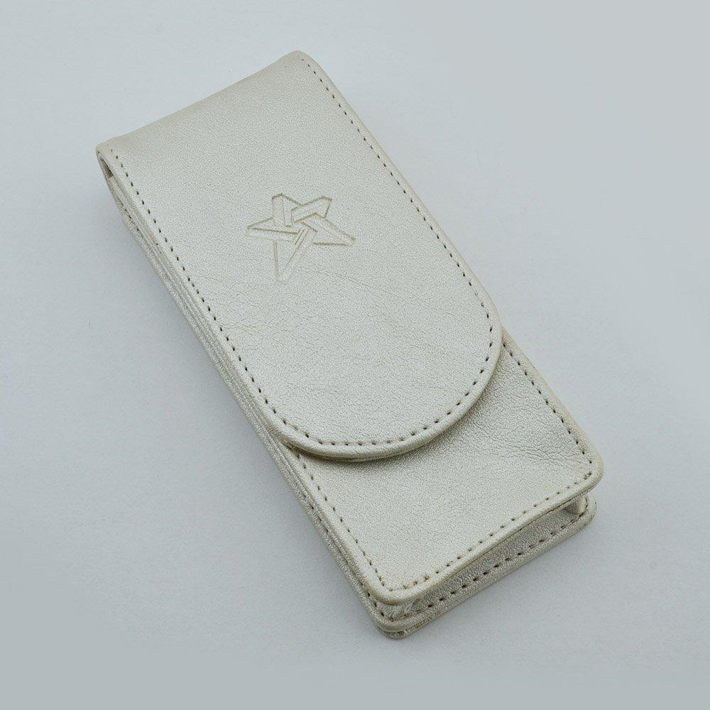 C88 Triple pen case in white