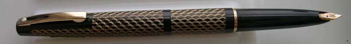Lady Sheaffer 904 - 14k Stylpoint Nib