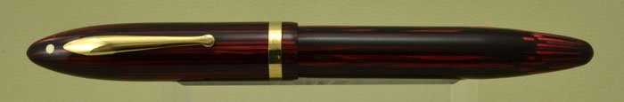 Sheaffer Balance Lifetime 1000 Fountain Pen - Oversized, Carmine, Vac-Fil