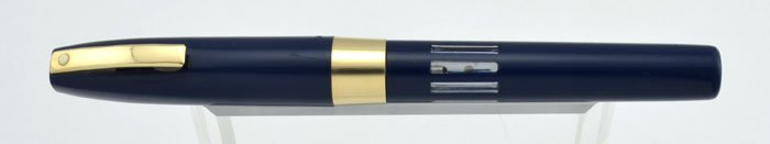 Sheaffer 1960s Compact II Cartridge Pen - Blue