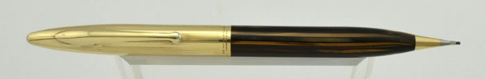 Sheaffer Triumph Crest Mechanical Pencil - Brown Striated