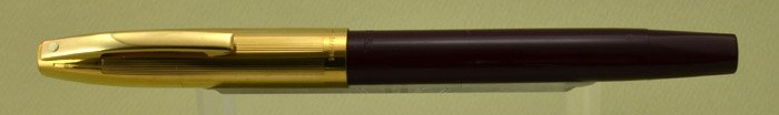 Sheaffer Imperial VIII - Touchdown, Gold Cap, 14k Nib