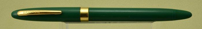 Sheaffer Saratoga Snorkel 1950s - Pastel Green