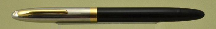 Sheaffer Touchdown Sentinel Deluxe Fountain Pen - Black, Non Snorkel