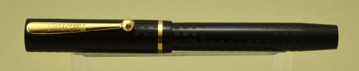 Sheaffer Flat Top Student Special - 1920s, Black