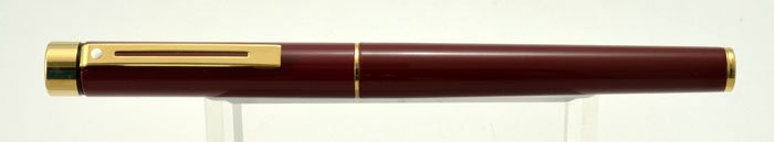 Sheaffer TARGA 1058 Fountain Pen - Burgundy Gloss
