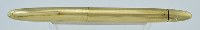 Sheaffer Triumph Touchdown Fountain Pen - Gold Filled Cap & Barrel