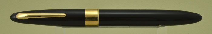 Sheaffer Lifetime Valiant 1250 - Black w 3/8 inch Cap Band