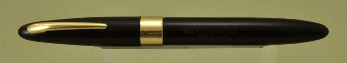 Sheaffer Lifetime Valiant 1500 Fountain Pen - Black, Vac-Fil