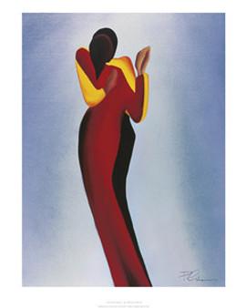 First Dance Art Print - Patrick Ciranna