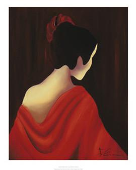 Quiet Reflection Art Print - Patrick Ciranna