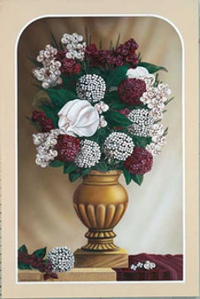 Vase I Art Print - David Gunther