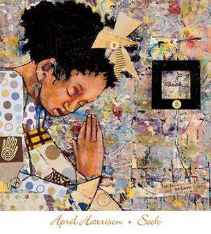 Seek Art Print - April Harrison