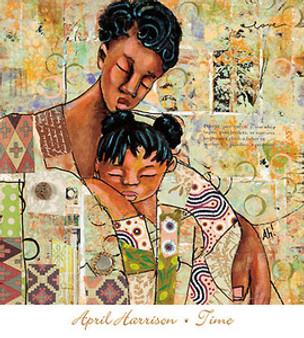 Time Art Print - April Harrison