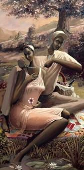 Pearls Limited Edition Art Print - John Holyfield