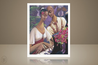 Heart and Soul Limited Edition Art Print - John Holyfield