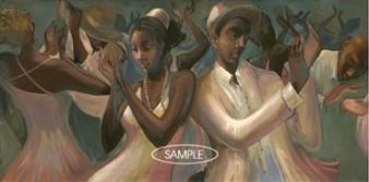 Soul Clap Limited Edition Art Print - John Holyfield