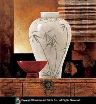 Dynasty I Art Print - Keith Mallett