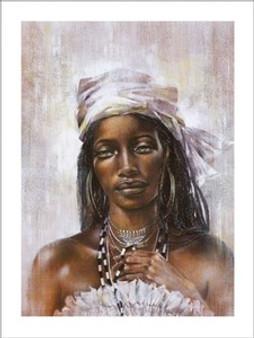 Soraya Art Print - Ben Mogador 1342