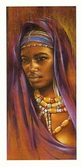 Matata Art Print - Ben Mogador 1340
