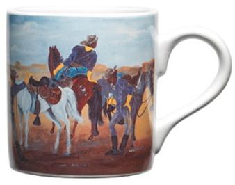 Courier Break Mug