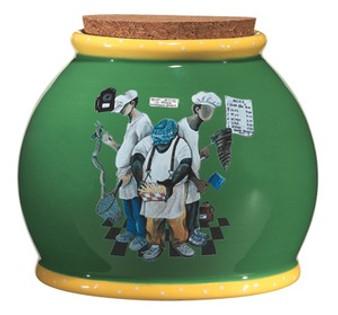 Man's Jar