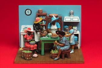 Pastor's Anniversary Limited Edition Figurine - Annie Lee