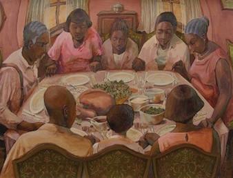Blessing III Limited Edition Art Print - John Holyfield