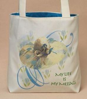Tulip Tote Bag (Large)
