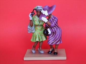The Grapevine Figurine - Annie Lee