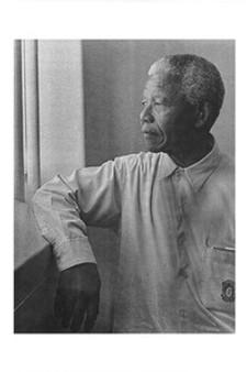 Nelson Mandela Art Print 18 x 12in