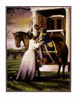 Farewell Art Print 10 x 8 - Edward Clay Wright
