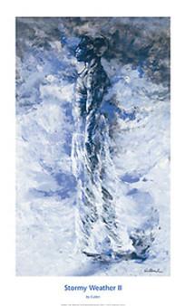 Stormy Weather II Art Print - Cullen