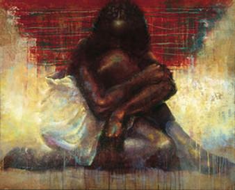 Reflections Art Print - Paul Goodnight