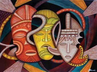 Society Mask Puzzle
