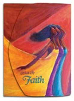Walk By Faith Stylus Purse Pal- Kerream Jones