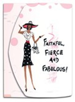 Faithful, Fierce and Fabulous Stylus Purse Pal- Cidne Wallace
