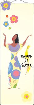 Powered By Prayer Bookmark