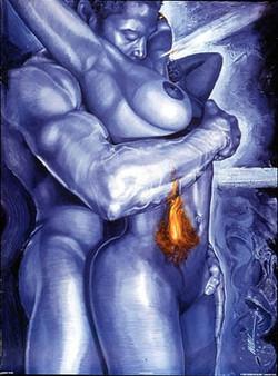 Light My Fire--WAK