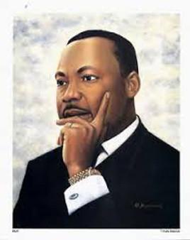 Martin Luther King--Hulis Mavruk