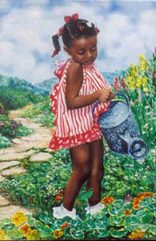 Magic Garden--Merryl Jaye